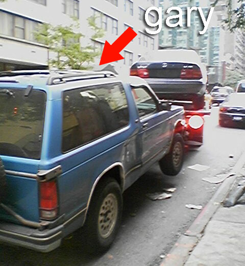 Gary is towed from his final parking spot in Brooklyn, NY. And it was such a great parking spot.