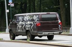 show us your van